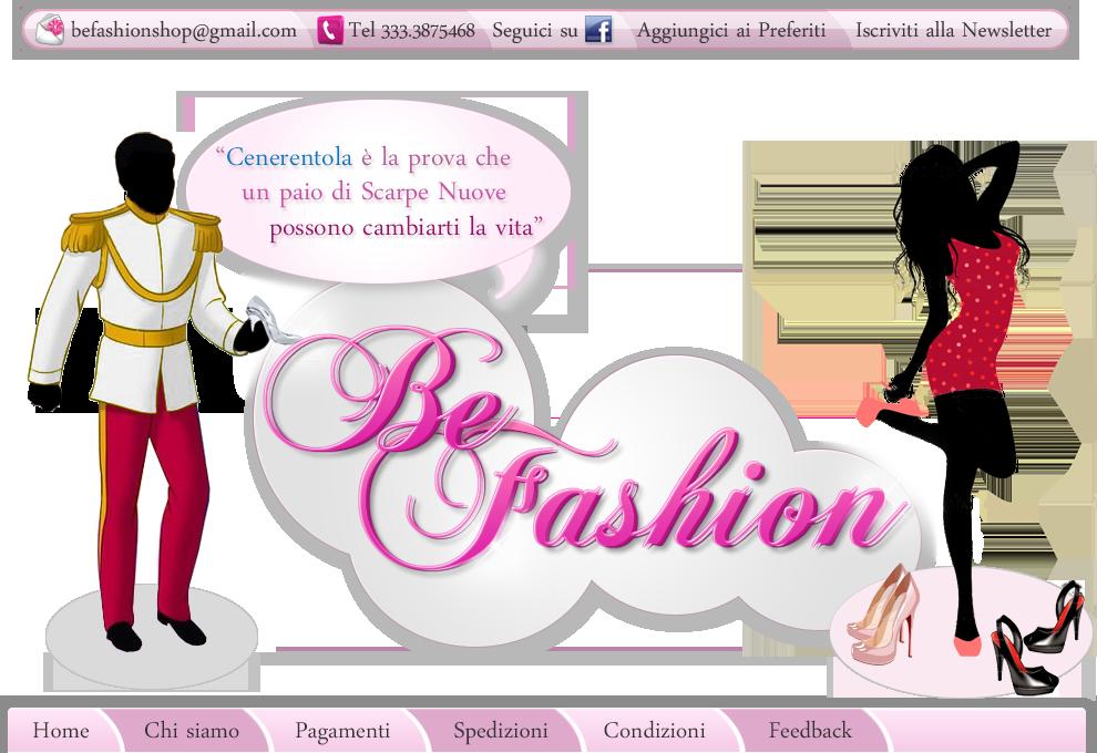 be fashion shop