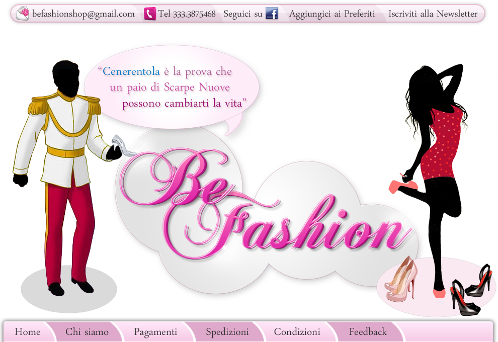 be fashion shop