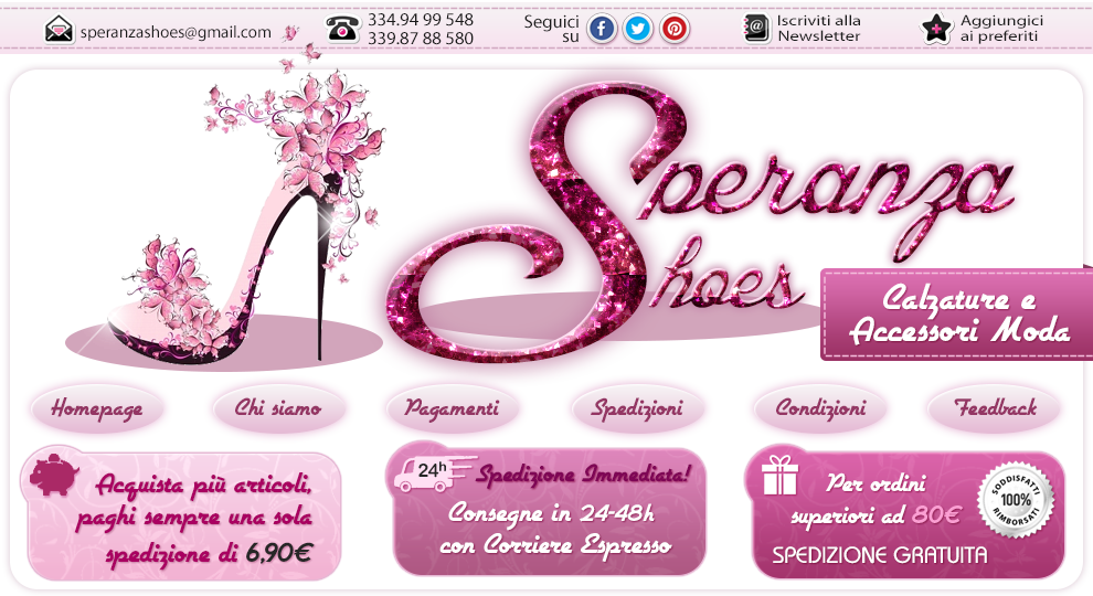 Speranza Shoes